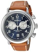 Beaumont Shinola Detroit The Runwell 41mm - 20044131 (Tan Watches
