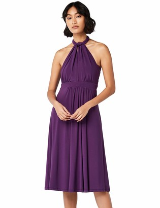Amazon Brand - TRUTH & FABLE Women's Multiway Midi Dress