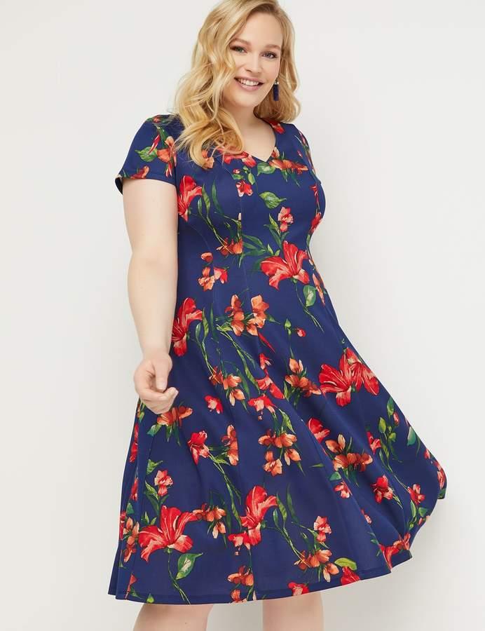 2af33d3a560 Lane Bryant Plus Size Dresses - ShopStyle