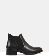 Nia Leather Ankle Boots