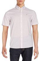 Victorinox Tailored-Fit Hamilton Checkered Sportshirt