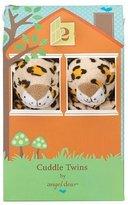 Angel Dear Cuddle Twin Set, Leopard Print by