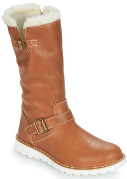 Citrouille et Compagnie HUSETTE girls's High Boots in Brown