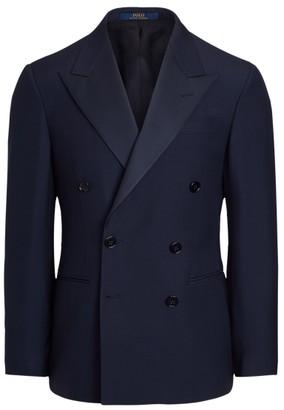 Ralph Lauren Polo Peak-Lapel Tuxedo Jacket