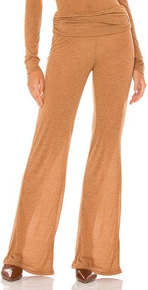 Michael Costello x REVOLVE Sheer Relaxed Pant