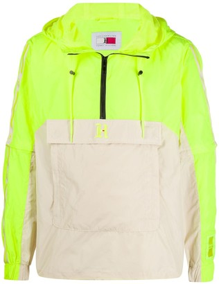 Tommy Hilfiger Colour Blocked Windbreaker