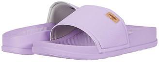Freewaters Supreem Slide (Light Grey) Women's Shoes