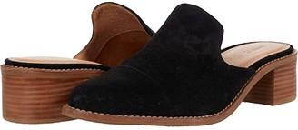 Soludos Ingrid Mule (Black) Women's Shoes
