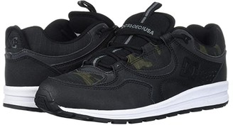 DC Kalis Lite (Black Camo) Men's Skate Shoes