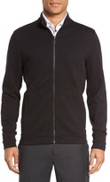 BOSS Men's 'Scavo' Regular Fit Reversible Full Zip Jacket