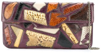 A.N.G.E.L.O. Vintage Cult '1970s Patchwork Clutch