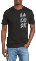 Lacoste Men's 3D Print Logo Graphic T-Shirt