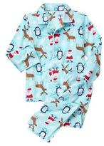 Gymboree Polar Pajama Set
