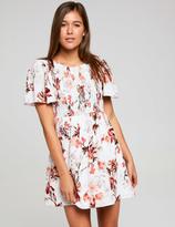 Dotti Alanna Shirred Tunic Dress