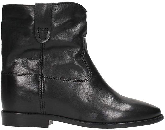 Isabel Marant Crisi Wedge Heel Ankle Boots