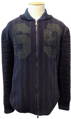 Vivienne Westwood Navy Wool Jackets