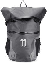 11 By Boris Bidjan Saberi Mountain backpack - men - Nylon - One Size