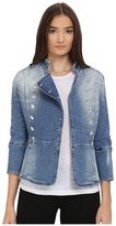 Pierre Balmain Denim Embellished Jacket