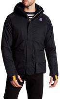 K-Way Gastone Micro Twill Jacket