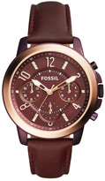 Fossil Women&s Gwynn Quartz Chronograph Watch