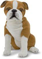 Melissa & Doug English Bulldog Plush