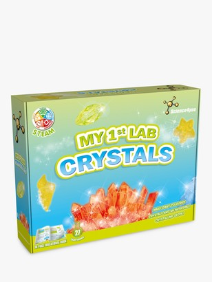 Science4you My 1st Lab Crystals Kit