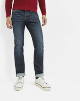 Straight Fit Selvedge Jeans