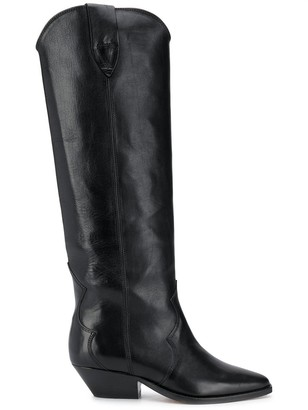 Isabel Marant Knee-High Western Boots