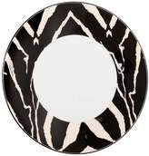 Roberto Cavalli Zebra Set Of 6 Dinner Plates
