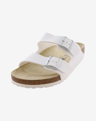 Express Birkenstock Arizona Leather Two-Strap Sandals