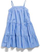 Polo Ralph Lauren Sunfade Bengal Tiered Dress (2-7 Years)