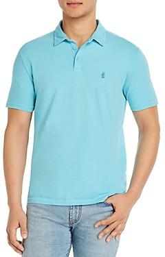 John Varvatos Knoxville Pigment-Dyed Regular Fit Polo Shirt