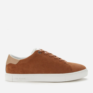 Ted Baker Men's Runner Suede Cupsole Trainers
