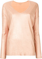 Majestic Filatures scoop neck sweater