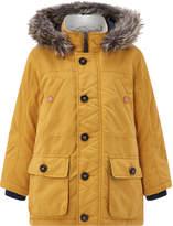 Monsoon Peter Parka Coat