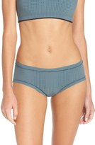 Commando 'Active' Perforated Sport Briefs