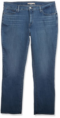 Levi's Plus 314 Shaping Straight Jeans