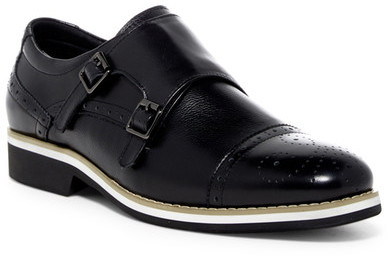 Joe's Jeans Studs Double Monk Strap Oxford