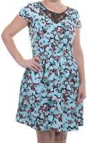 Kensie Women's Pansies Dress KS2K7452 SM