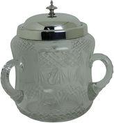 One Kings Lane Vintage English Biscuit Jar, C.1885