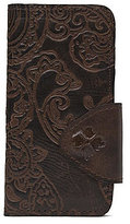 Patricia Nash Burnished Tooled Lace Collection Fiona iPhone 6 Case