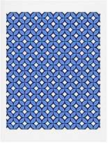 Deny Designs Caroline Okun Blueberry Art Print, 11-Inch by 14-Inch