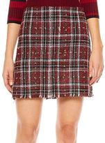 Sanctuary Plaid Blanket Skirt