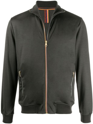 Paul Smith Zip Front Track Jacket