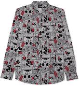 JEM Men's Micky Mouse Shirt