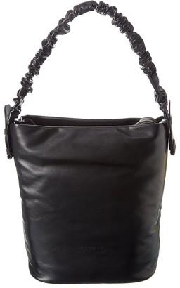 Nico Giani Adenia Maxi Soft Leather Bucket Bag