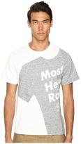 Mostly Heard Rarely Seen Illusion T-Shirt Men's T Shirt
