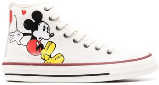 Moa Master Of Arts Master Collector Mickey high-top sneakers