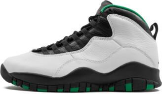 Jordan Air 10 'Seattle Supersonics' Shoes - 7