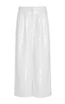 Tibi Sequined Wide Legged Pants